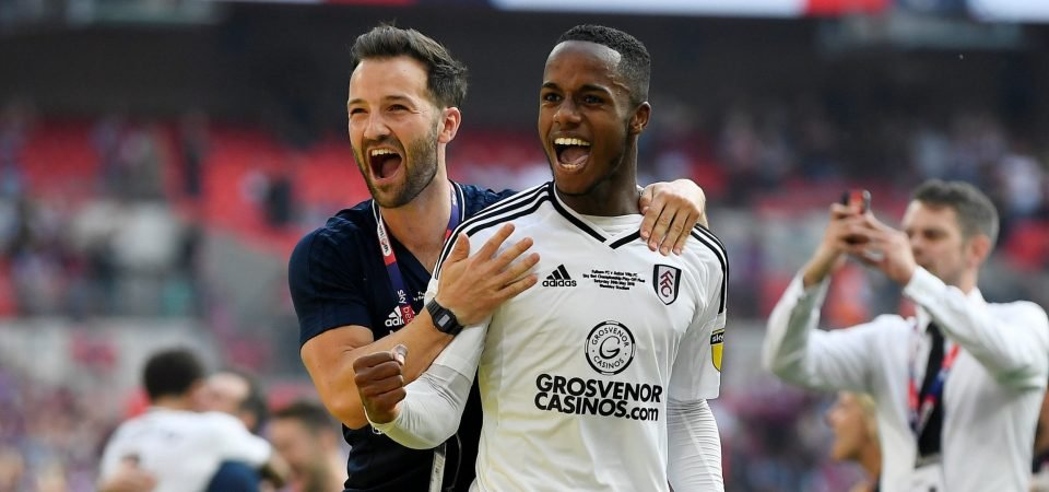 Tottenham fans still want Sessegnon but feel their chances of getting him are slim