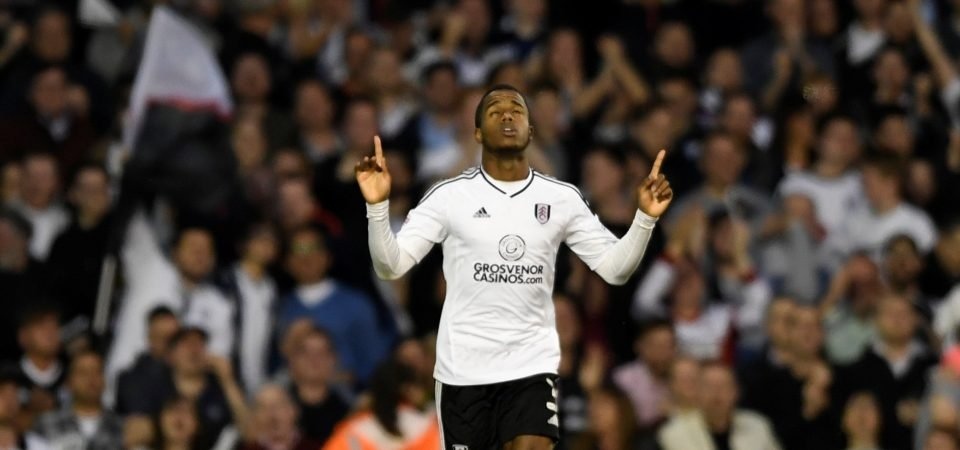 Man United fans want to sign Ryan Sessegnon after his latest play-off performance