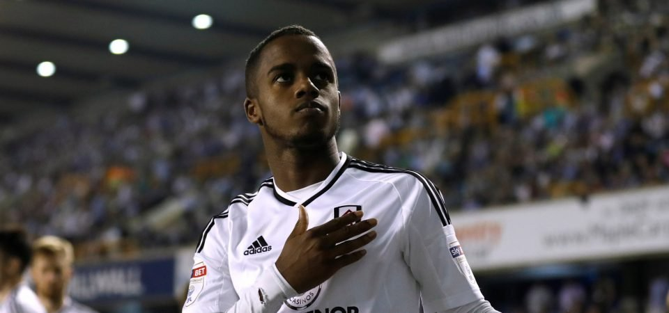 Liverpool fans want Sessegnon in Grujic deal with Fulham