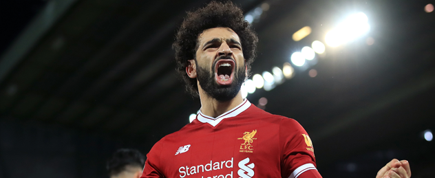 Liverpool star Mohamed Salah wins PFA Fans' Player of the Year award