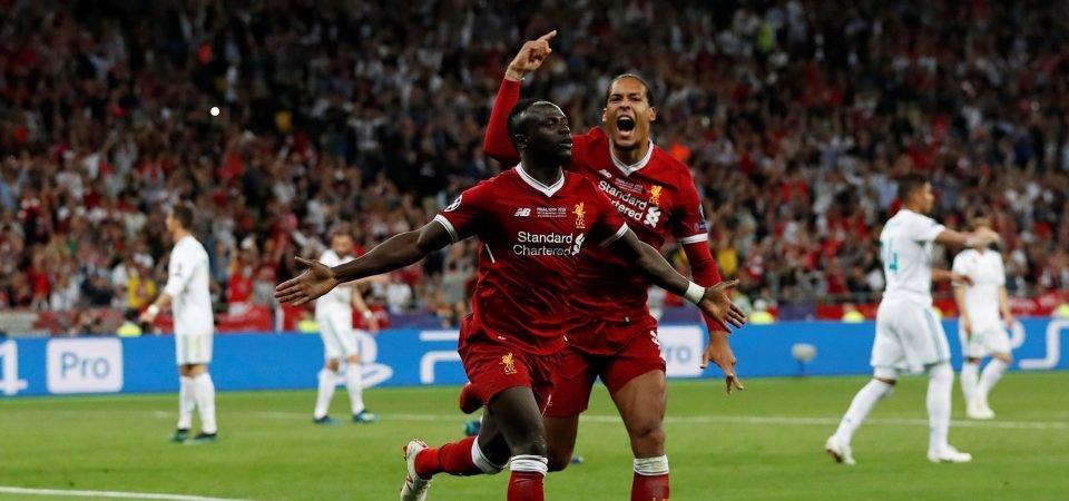 Liverpool's Sadio Mane had agreed to join Real Madrid before Zidane resigned