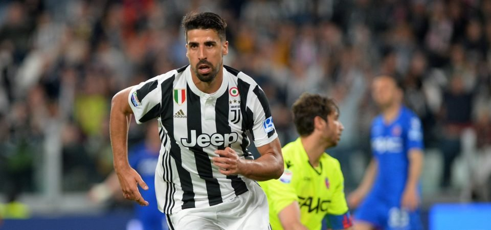 Signing Khedira is a no-brainer for Liverpool if the deal is right