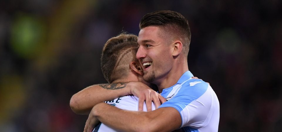 Liverpool fans want to sign Sergej Milinkovic-Savic after Sunday performance