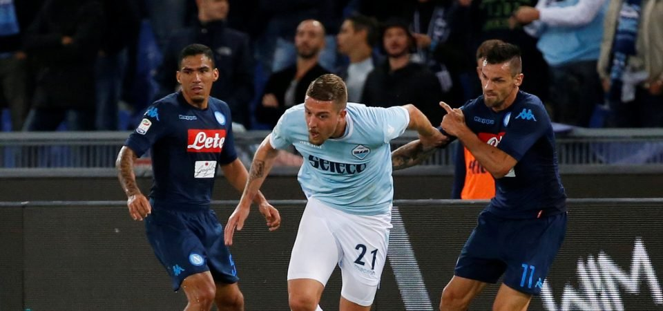 Chelsea fans would love to sign Milinkovic-Savic after Sunday performance