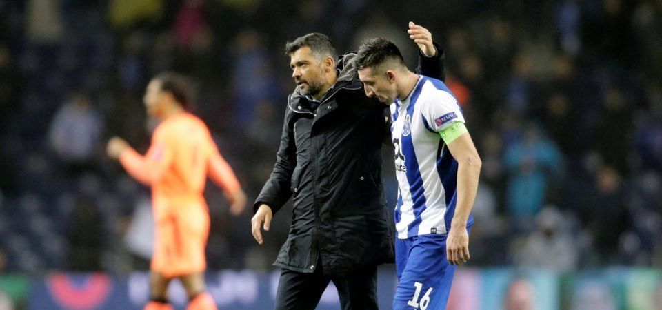 Everton fans react as club reportedly targets FC Porto manager Sergio Conceicao