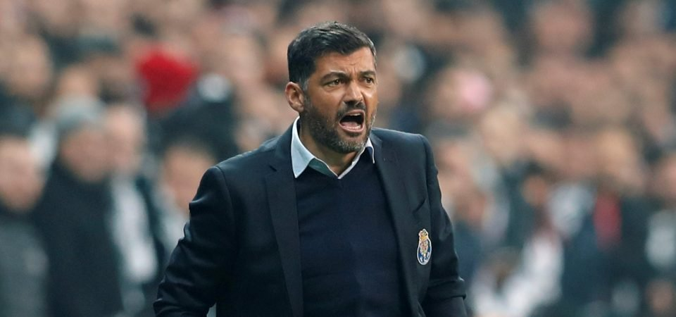 Everton target Sergio Conceicao would give frustrated Toffees fans what they want