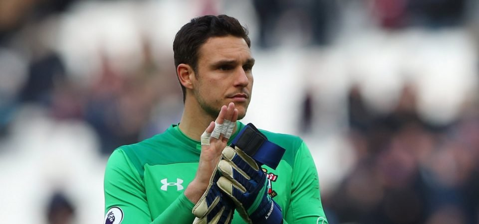 McCarthy would provide strong goalkeeping competition at Tottenham