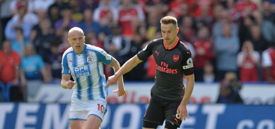 Revealed: Majority of Man United fans want club to sign Arsenal star Aaron Ramsey