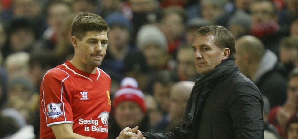 Gerrard's admiration for Rodgers can transform into key Rangers strength for Old Firm derbies