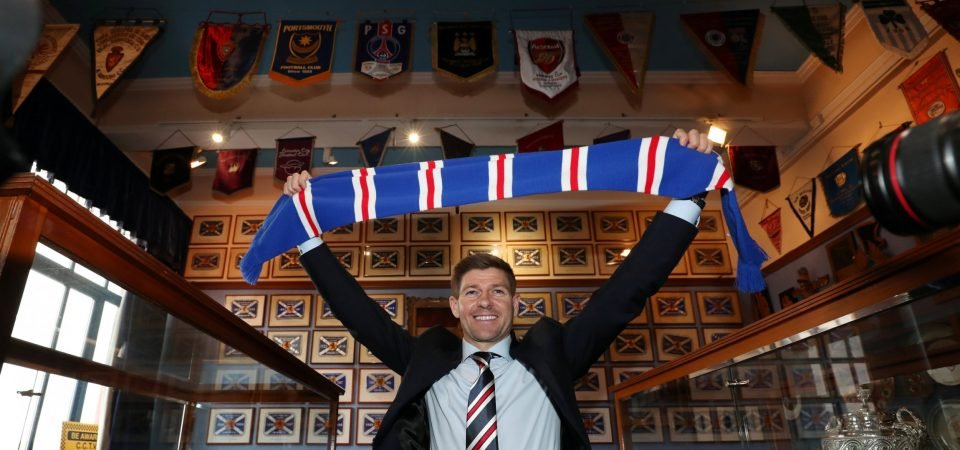 The first three Rangers players who should be shown the door by Steven Gerrard