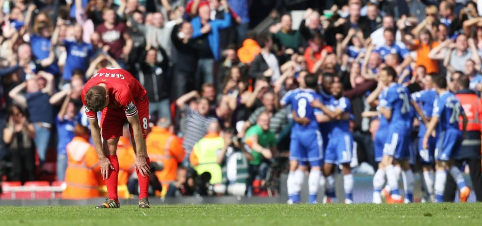 Liverpool 0-2 Chelsea: Reds' attempts to harness emotion can painfully swing both ways
