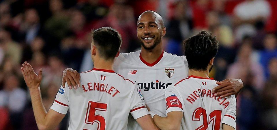 Steven Nzonzi reunion could be key to Arsenal's resurgence under Emery