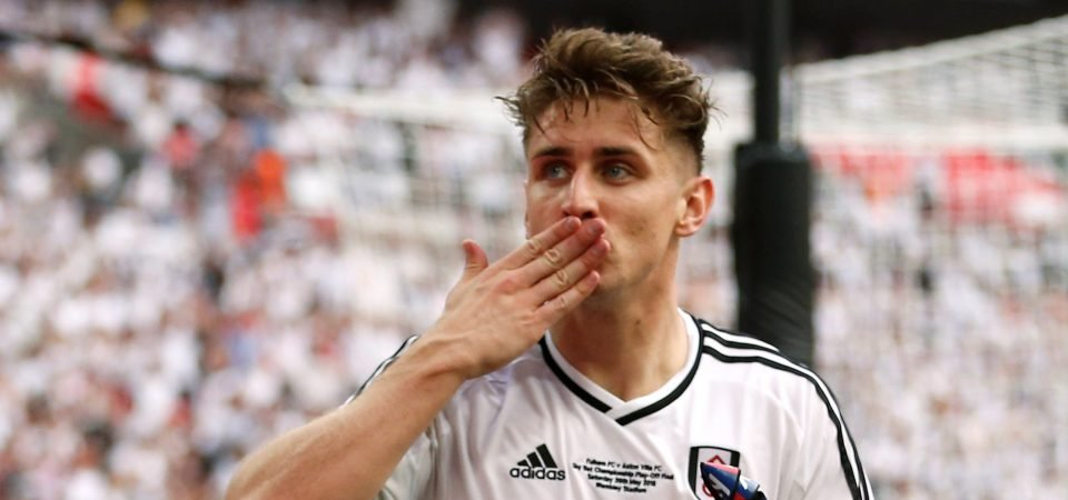 Newcastle fans would love to sign Tom Cairney after his play-off performance