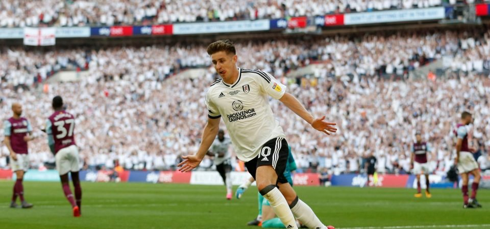 West Ham fans are desperate to sign Tom Cairney after play-off winner