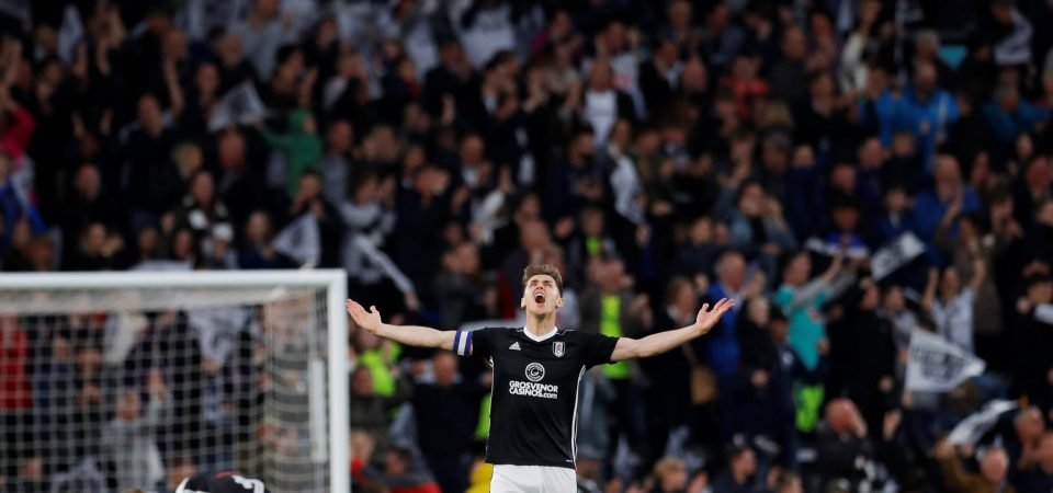 Newcastle fans react to Tom Cairney's Fulham display in play-off tie