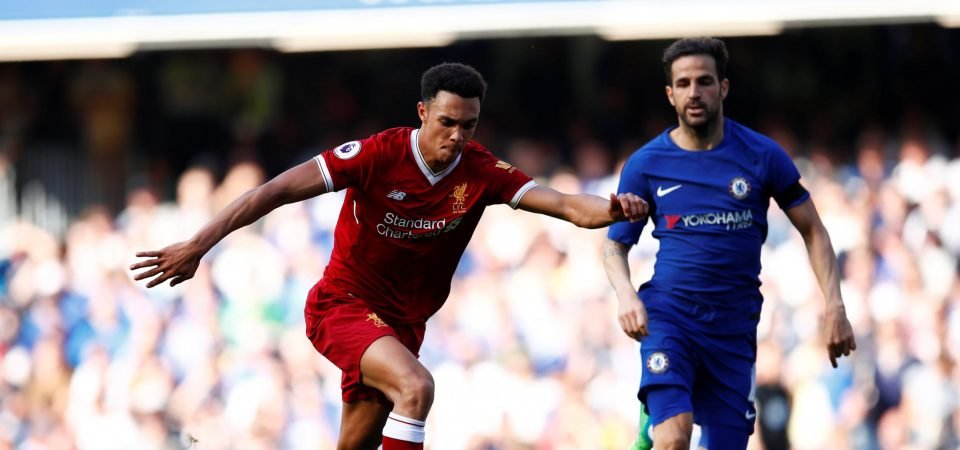 Liverpool fans want Alexander-Arnold to stop playing in midfield after Chelsea result