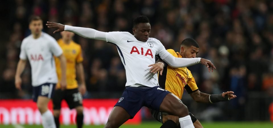 West Ham want Spurs' Victor Wanyama, but should be more sensible with their signings
