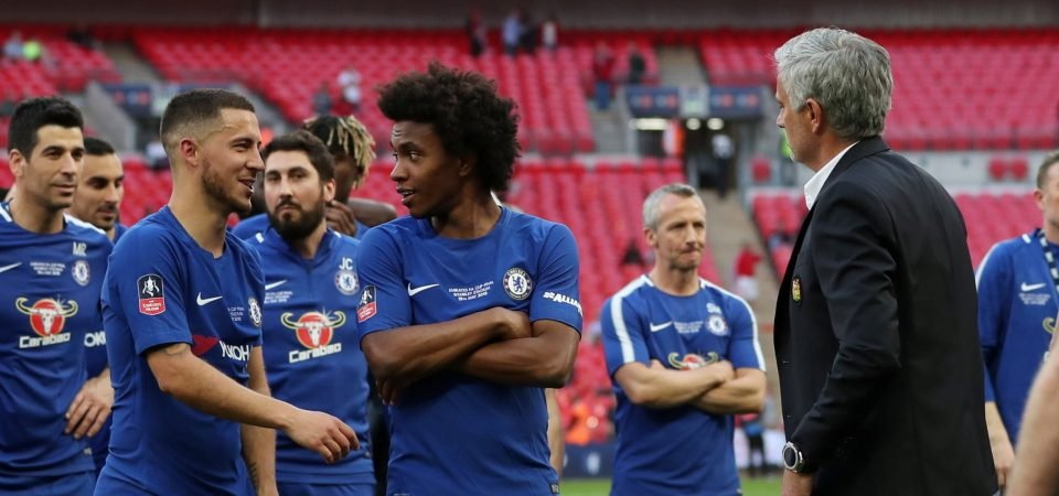 Chelsea fans deliver their verdict on what the future holds for Willian