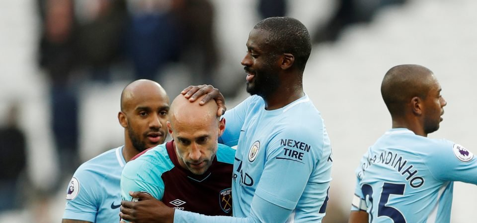 West Ham must take advantage of Yaya Toure's extraordinary proposal this summer