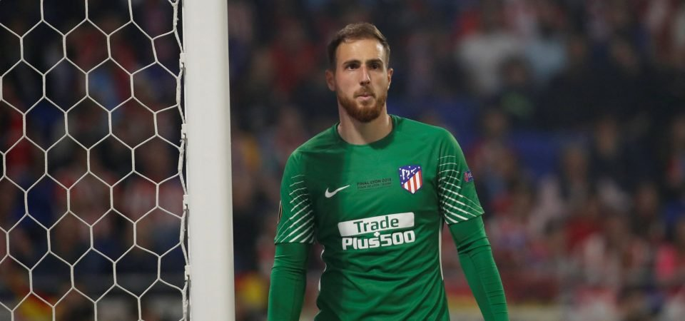 Oblak would give Liverpool the same stability De Gea gives to Man United