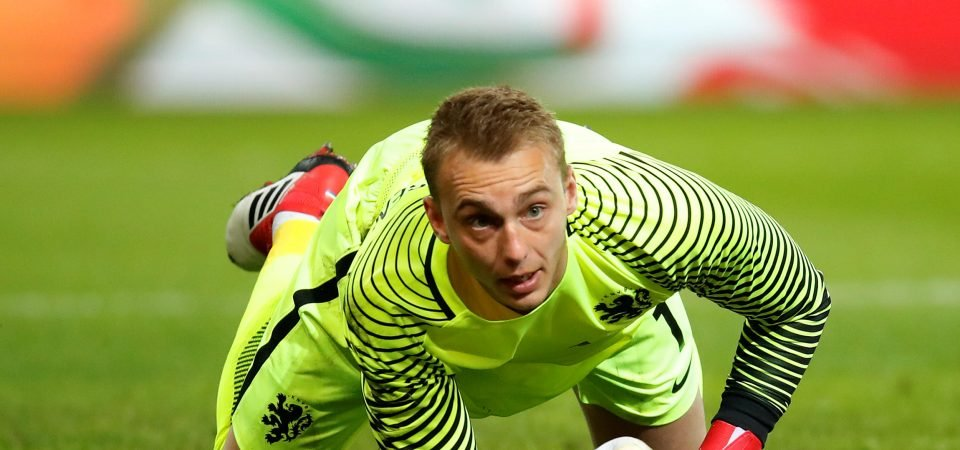 Liverpool have zero interest in signing Cillessen, fans react