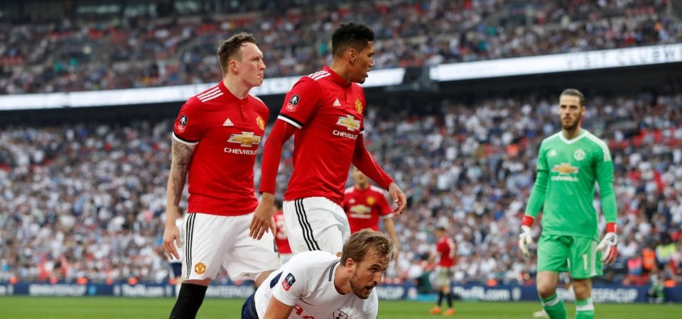 Man United fans fume as Jones and Smalling look set to start FA Cup final