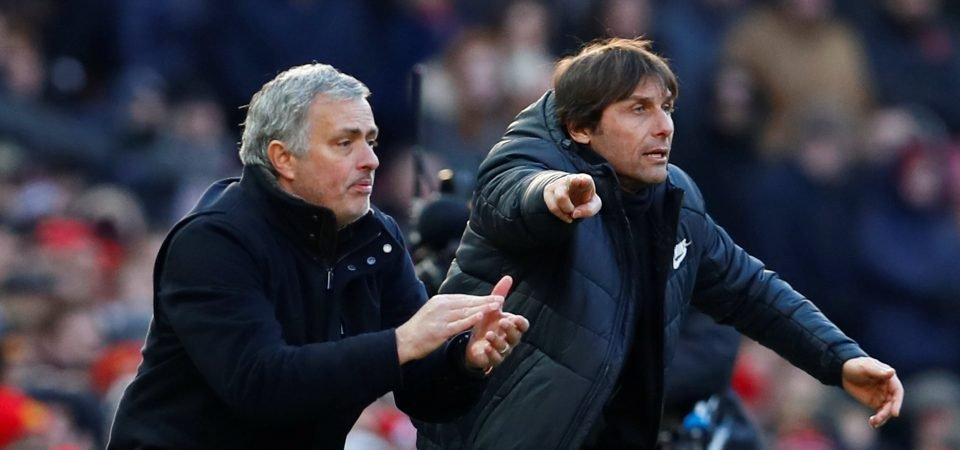The key questions Mourinho must answer to see off old foe Conte at Wembley