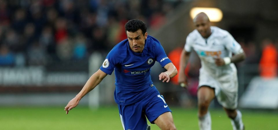 West Ham should make ambitious Pedro move once Chelsea sign Dries Mertens