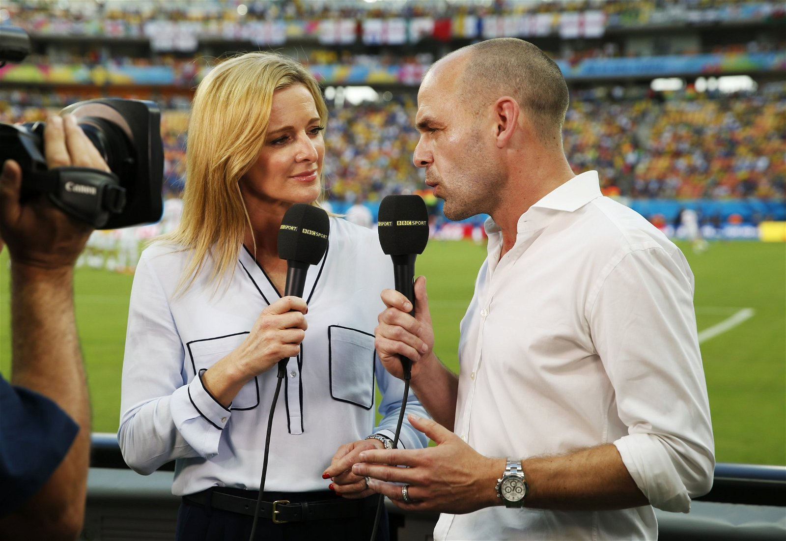 This World Cup is being ruined by 'oddball' co-commentators