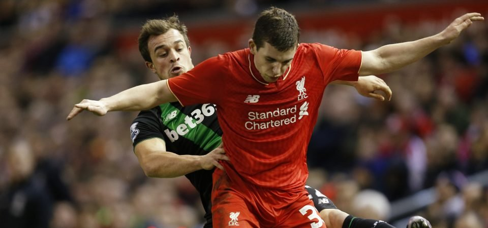 Liverpool fans upset with Gerrard as Flanagan heads to Rangers