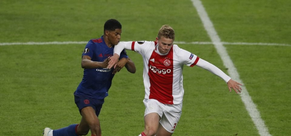 Spurs should sign Ajax's De Ligt if Alderweireld leaves for Man United