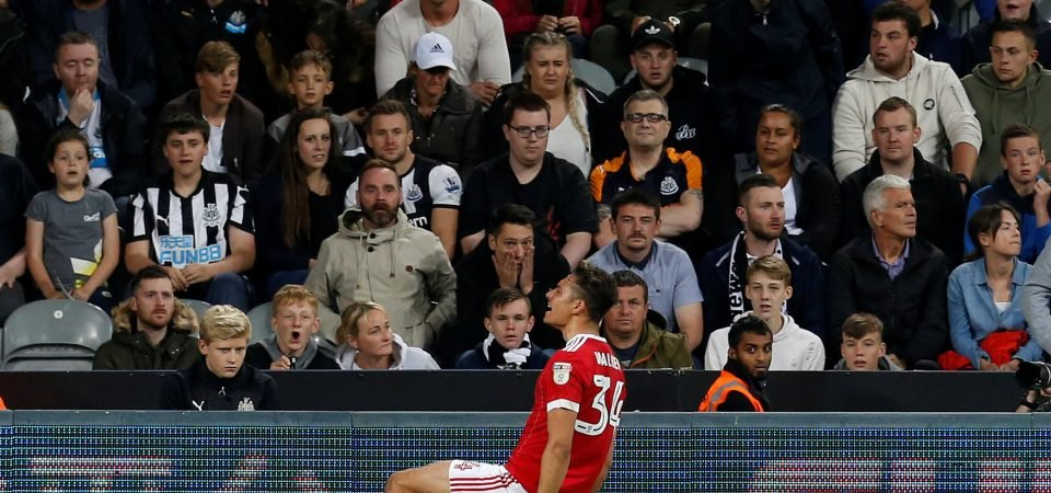 Tyler Walker attracts admirer, Nottingham Forest fans react