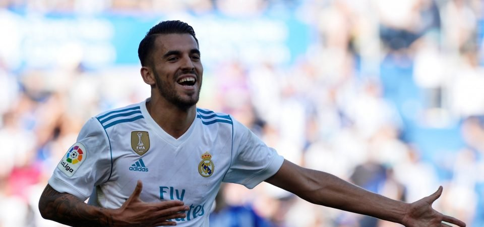 Spurs line up move for Real Madrid midfielder - report