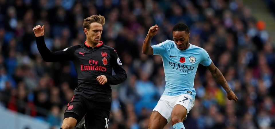 Sterling admits he wanted to join Arsenal as a youngster, fans react