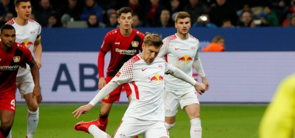Assist king Forsberg could be an incredible coup for Everton