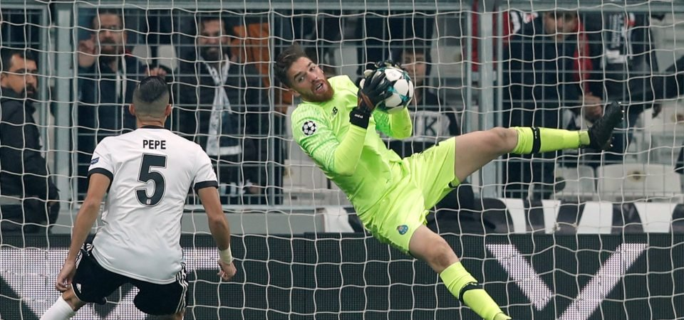 Jose Sa would be another exciting addition for Nottingham Forest is Pantilimon deal falls through