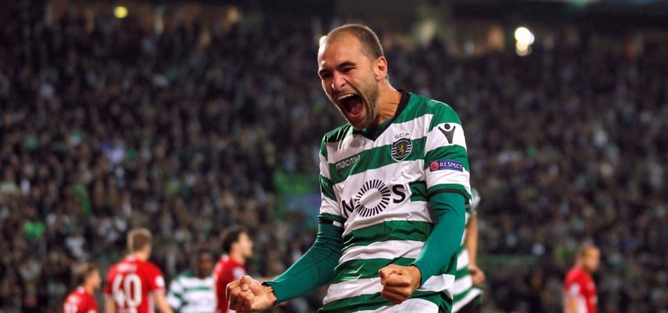 Newcastle and Everton should have done all they could to sign Bas Dost