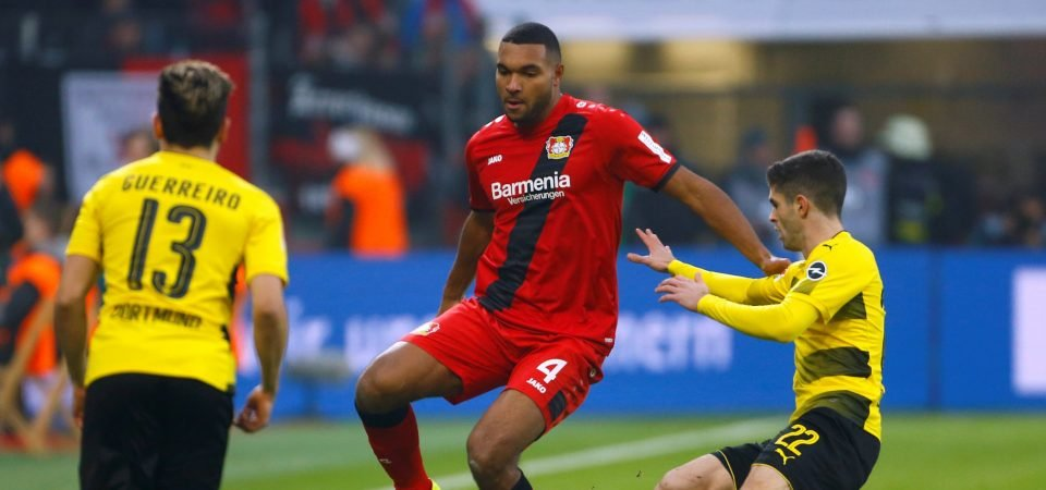Revealed: Majority of Liverpool fans keen for club to strike a deal for Jonathan Tah