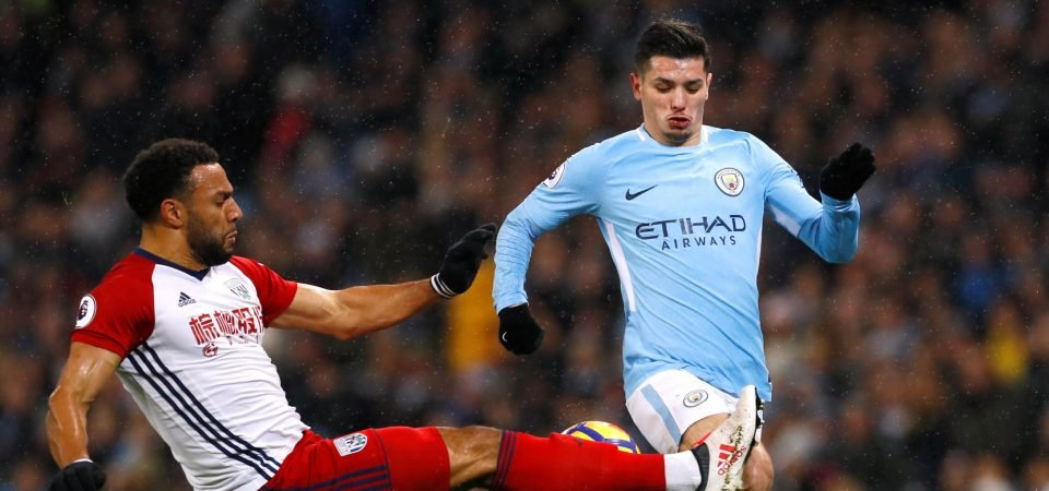 Manchester City fans split over allowing Brahim Diaz to leave on loan