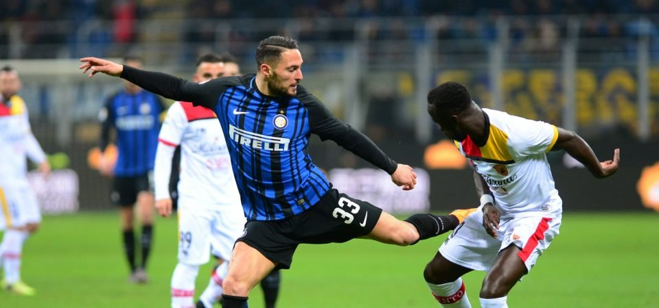 Tottenham Hotspur have no need for Inter's D'Ambrosio