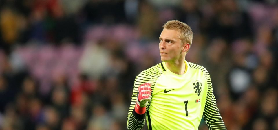 Cillessen could be the cheaper alternative to Alisson that Liverpool are looking for