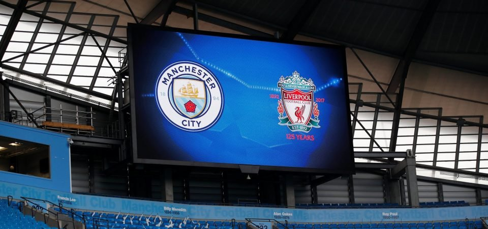 Shambles: Liverpool fans slam Manchester City after fans leave the Etihad empty
