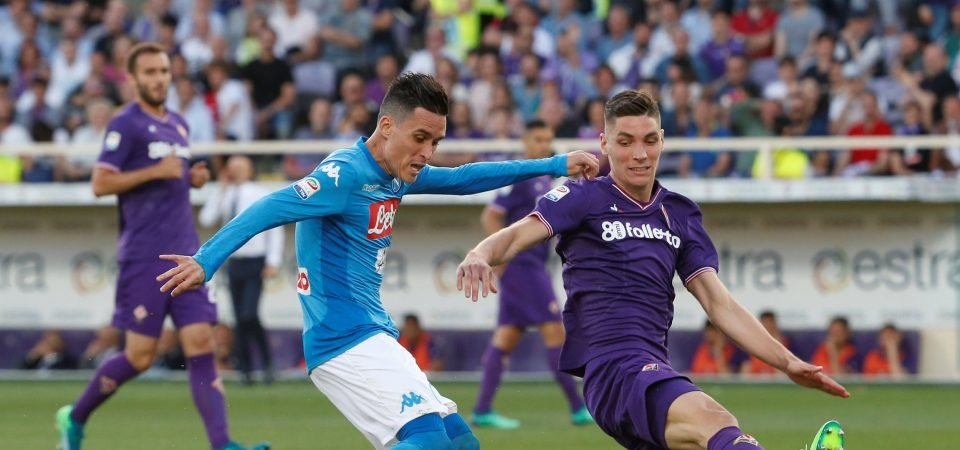Revealed: Majority of Tottenham Hotspur fans have no interest in Callejon signing