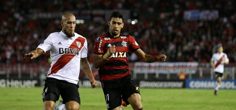 Manchester City targeting £40m swoop for Brazilian youngster Paqueta, fans react