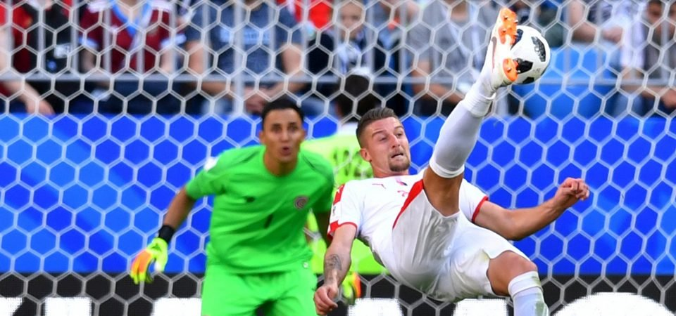 Milinkovic-Savic's performance at World Cup shows why Tottenham Hotspur need to swoop