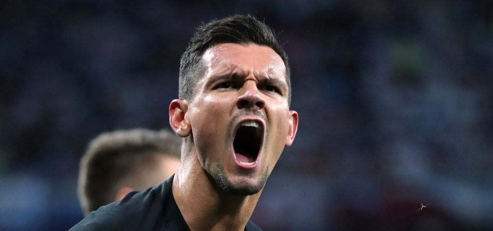 Lovren's performance for Croatia against Argentina gives Liverpool something to think about