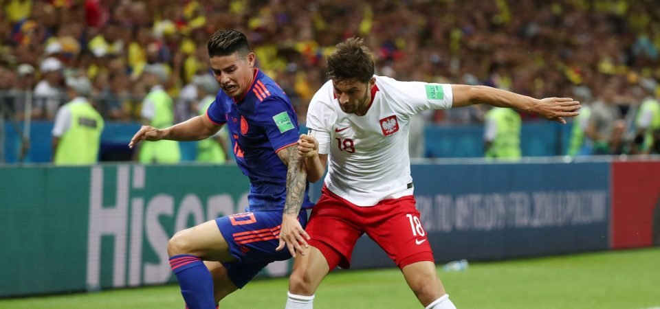 James Rodriguez shows Liverpool why they need him