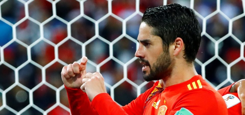Isco offers all the artistry that Mourinho's Man United are sorely lacking
