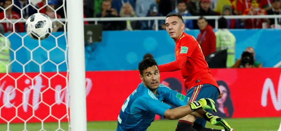 Liverpool fans discuss why Aspas struggled at Anfield