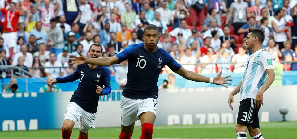 Liverpool fans call for Mbappe swoop after getting swept up in France star's dazzling display
